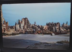Warszawa Castle Sq. 1947