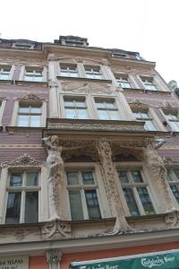 Typisch Riga: Jugendstil all over