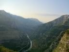 Beautiful Montegrin mountains