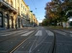 Uitgestorven straten