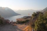 Vanaf het hoogste punt van het fort, het vervallen fort San Giovanni, is het uitzicht adembenemend.