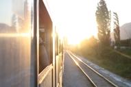 Dé Interrail ervaring: raam open en genieten van het buiten zijn