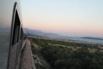 Dag Split, dag heerlijk luieren, dag prachtige reis