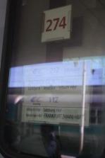 "EC 212, 112 ""Miramara"" Zagreb Gl. Kolod. - Frankfurt (Main) Hbf"