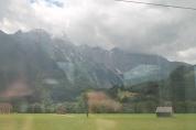 Laatste blik op de Alpen