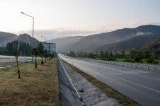 Turkish highway life
